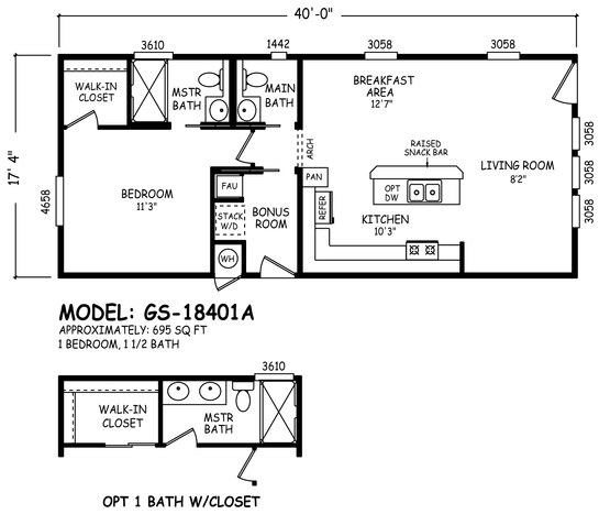 Majestic homes florida floor plans Home plan – Majestic Homes Floor Plans
